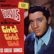 Elvis Presley: Girls! Girls! Girls!.. - Plak