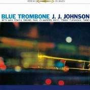 J.J. Johnson: Blue Trombone + 7 Bonus Tracks - CD