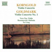 Korngold / Goldmark: Violin Concertos - CD