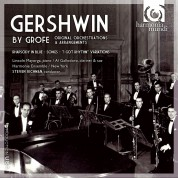 Lincoln Mayorga, Harmonie Ensemble New York: Gershwin: