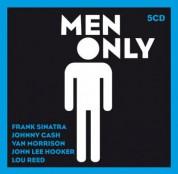 Çeşitli Sanatçılar: Men Only - CD