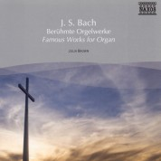 Julia Brown: Bach, J.S.: Famous Works for Organ - CD