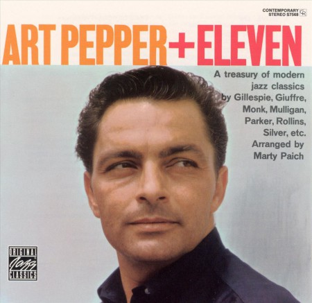 Art Pepper + Eleven - CD