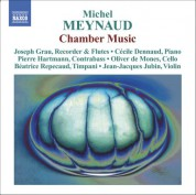 Meynaud: Chamber Music - CD