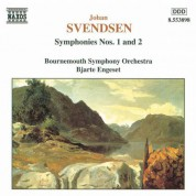 Svendsen: Symphonies Nos. 1 and 2 - CD