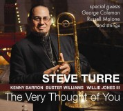Steve Turre: The Very Thought Of You - Plak