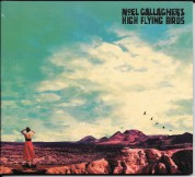 Noel Gallagher: Who Built The Moon - Plak