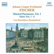 Fischer: Musical Parnassus, Vol.  1 - CD