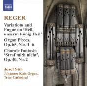 Josef Still: Reger, M.: Organ Works, Vol.  9 - CD