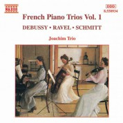 French Piano Trios, Vol.  1 - CD