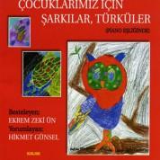 Çeşitli Sanatçılar: Çocuklarımız İçin Şarkılar Türküler - CD