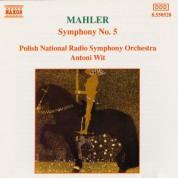 Antoni Wit: Mahler, G.: Symphony No. 5 - CD