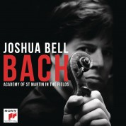 Joshua Bell, Academy of St. Martin in the Fields: Bach - CD