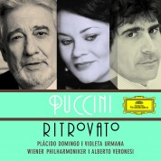 Plácido Domingo, Violeta Urmana, Wiener Philharmoniker, Alberto Veronesi: Puccini: Ritrovato - CD