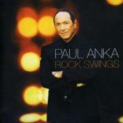 Paul Anka: Rock Swings - CD