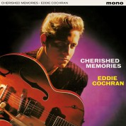 Eddie Cochran: Cherished Memories + 4 Bonus Tracks - Plak