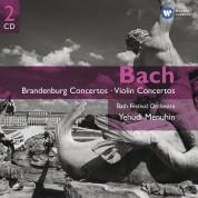 Yehudi Menuhin, Bath Festival Orchestra: J.S. Bach: Brandenburg Concertos - CD