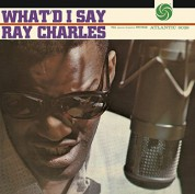Ray Charles: What'd I Say - CD