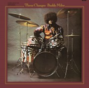 Buddy Miles: Them Changes - Plak
