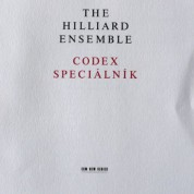 The Hilliard Ensemble: Codex Specialnik - CD