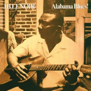 J. B. Lenoir: Alabama Blues - Plak