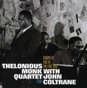 Thelonious Monk, John Coltrane: Thelonious Monk with John Coltrane - CD