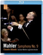Gustav Mahler Jugendorchester, Claudio Abbado: Mahler: Symphony No.9 - BluRay
