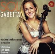Sol Gabetta: Tchaikovsky, Saint Saens, Ginastera - CD