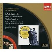 Tullio Serafin, Maria Callas: Donizetti: Lucia di Lammermoor - CD