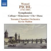 Kevin Mallon: Pichl: Symphonies - CD
