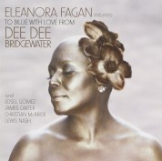 Dee Dee Bridgewater: Eleanora Fagan (1915-1959): To Billie With Love From Dee Dee - CD