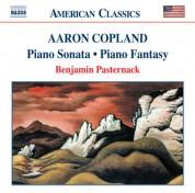 Copland: Piano Sonata / Piano Fantasy / Piano Variations - CD