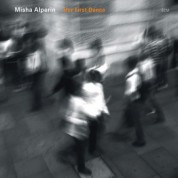 Misha Alperin: Her First Dance - CD