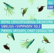 Mariss Jansons, Royal Concertgebouw Orchestra: Sibelius: Symphony No 2 - EP
