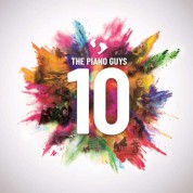 The Piano Guys: 10 - CD