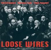 Mark Nauseef, Miroslav Tadic, Michel Godard: Loose Wires - CD