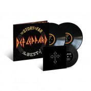 Def Leppard: The Story So Far: The Best Of Def Leppard (Limited Edition) - Plak