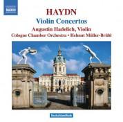 Augustin Hadelich: Haydn, J.: Violin Concertos, Hob. Viia: 1, 3, 4 - CD