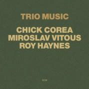 Chick Corea, Miroslav Vitouš, Roy Haynes: Trio Music - CD