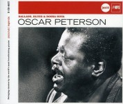 Oscar Peterson: Ballads Blues & Bossa - CD