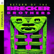 Brecker Brothers: Return Of The Brecker Brothers - CD