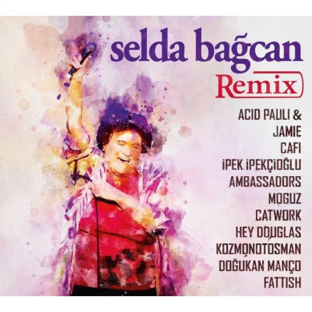 Selda Bağcan: Remix - CD