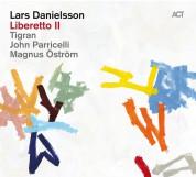 Lars Danielsson: Liberetto II LP - Plak