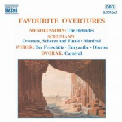 Various : Favourite Overtures - CD