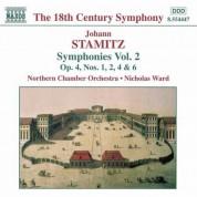 Stamitz, J.: Symphonies, Vol.  2 - CD
