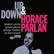 Horace Parlan: Up And Down - Plak