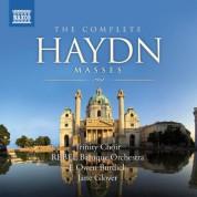 New York Trinity Church Choir, REBEL Baroque Orchestra, Owen Burdick, Jane Glover: The Complete Haydn Masses - CD