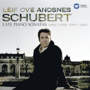 Leif Ove Andsnes: Schubert: The Late Piano Sonatas - CD