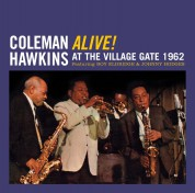 Coleman Hawkins: Alive! at the Village Gate 1962 - CD