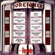 Foreigner: Records (Remastered - Red Vinyl) - Plak